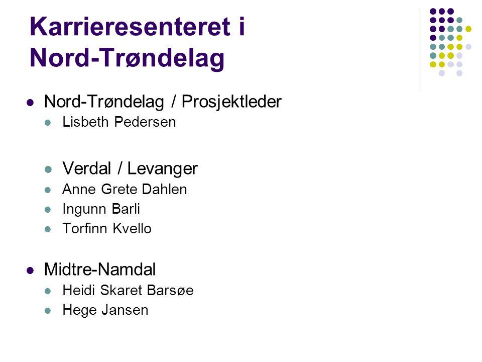 Karrieresenteret i Nord-Trøndelag