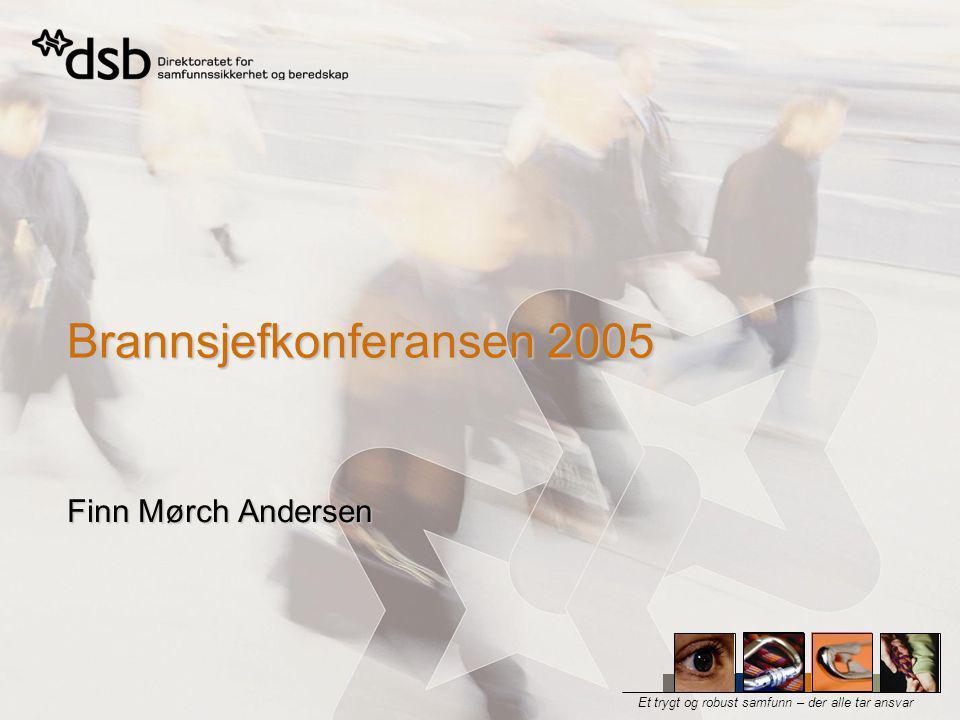 Brannsjefkonferansen 2005