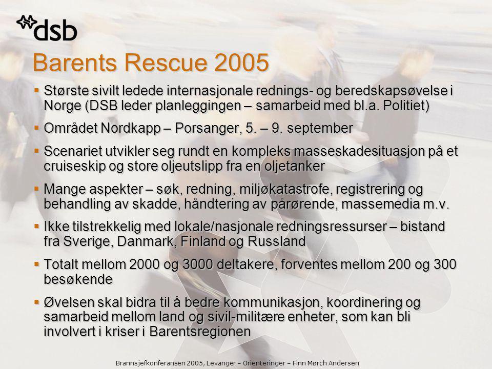 Barents Rescue 2005