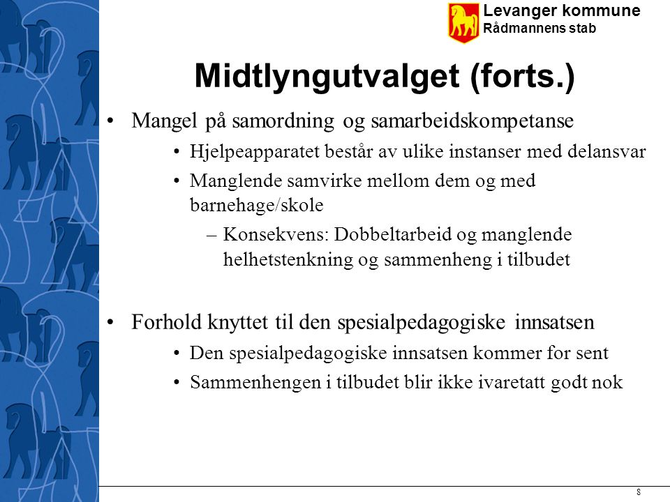 Midtlyngutvalget (forts.)
