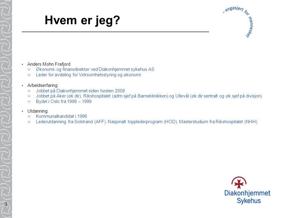 Hvem er jeg Anders Mohn Frafjord