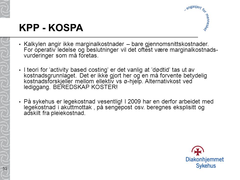 KPP - KOSPA
