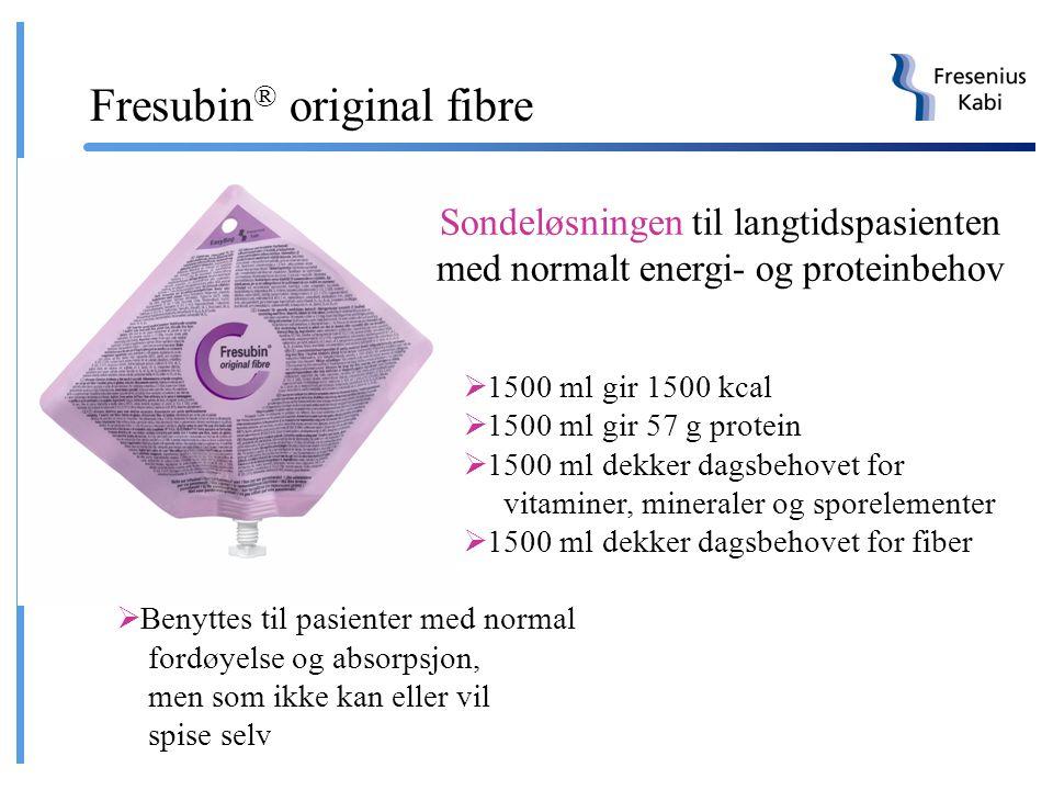 Fresubin® original fibre