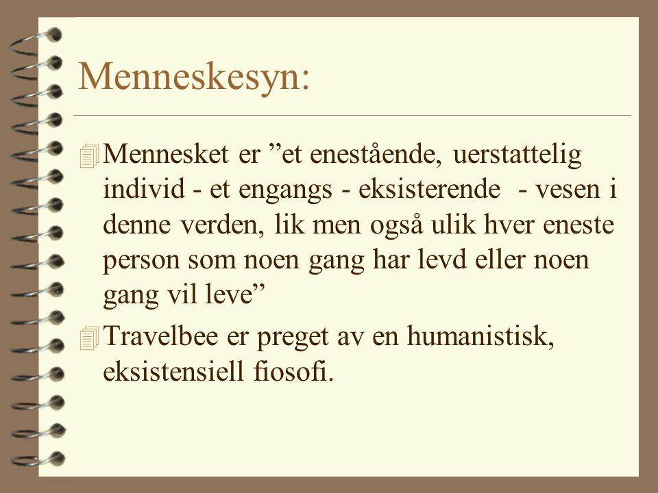 Menneskesyn:
