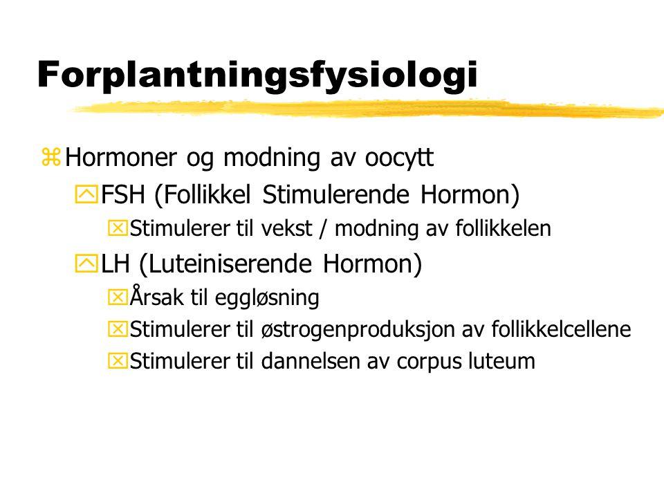 Forplantningsfysiologi