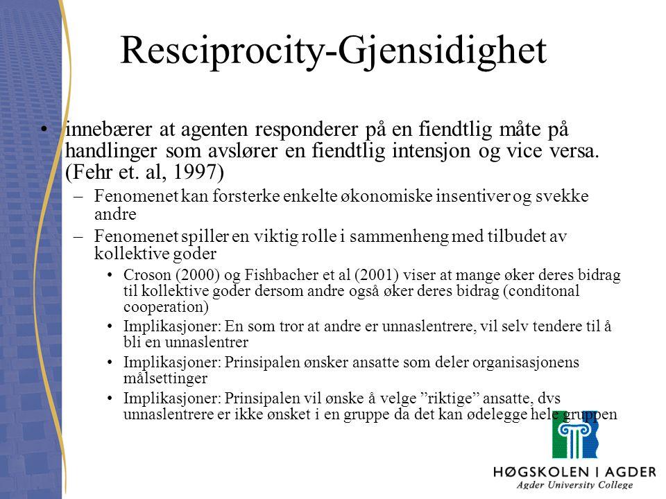 Resciprocity-Gjensidighet