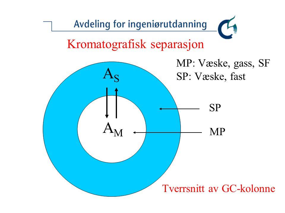 Kromatografisk separasjon