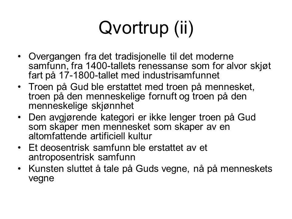 Qvortrup (ii)