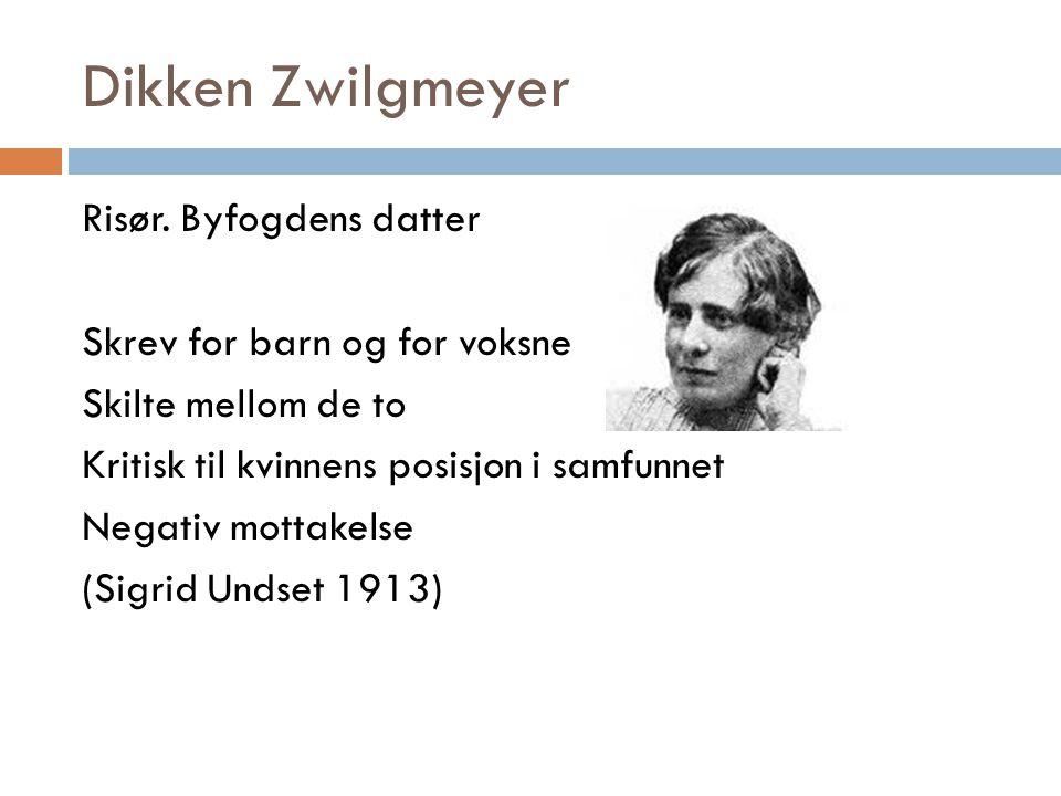 Dikken Zwilgmeyer