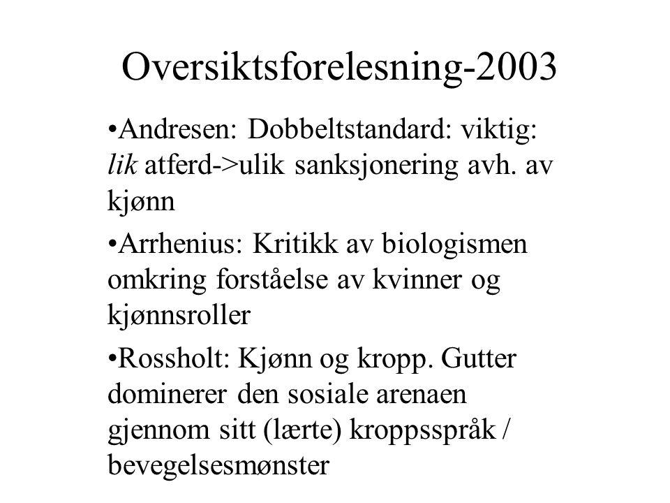Oversiktsforelesning-2003