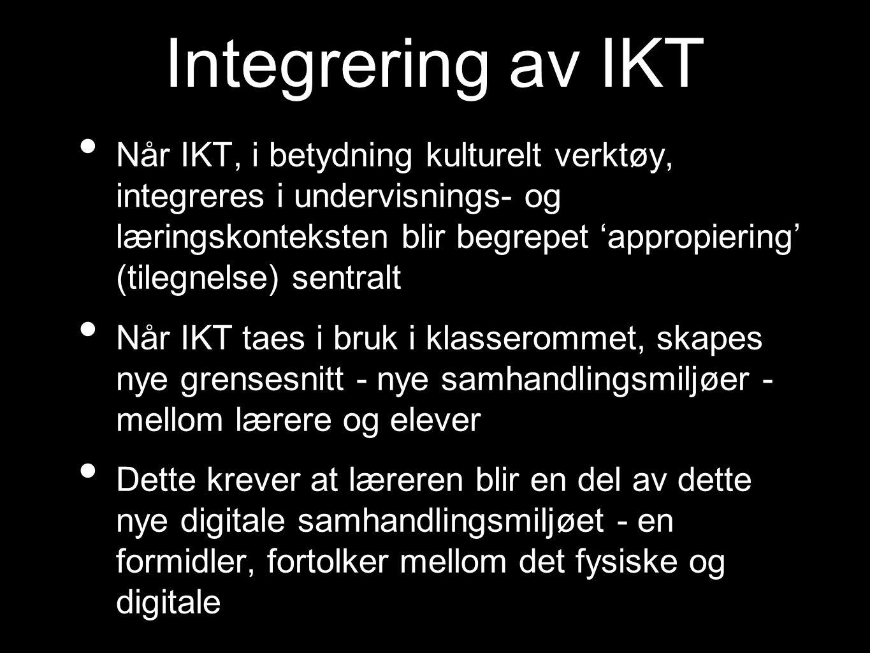 Integrering av IKT