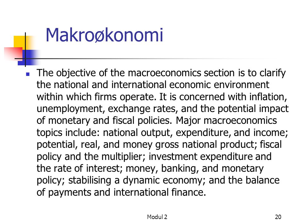 04.04.2017 Makroøkonomi.