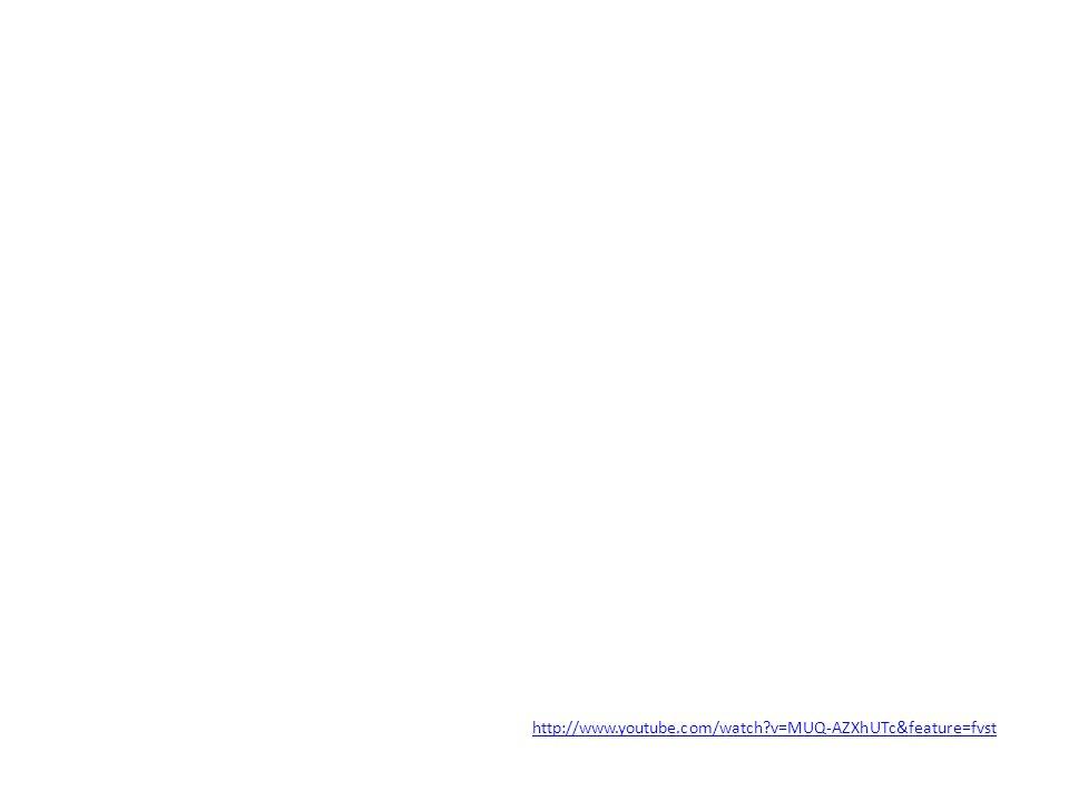 http://www.youtube.com/watch v=MUQ-AZXhUTc&feature=fvst