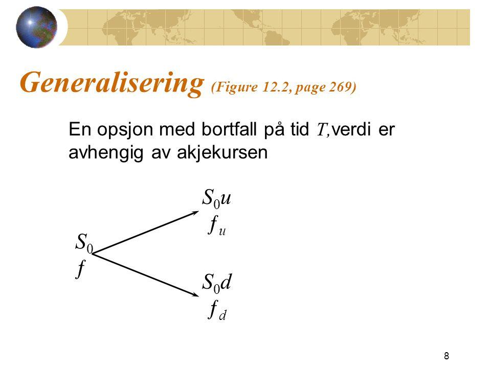 Generalisering (Figure 12.2, page 269)