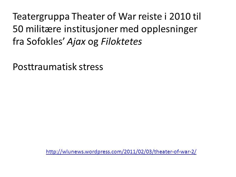 Posttraumatisk stress