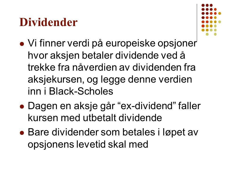Dividender