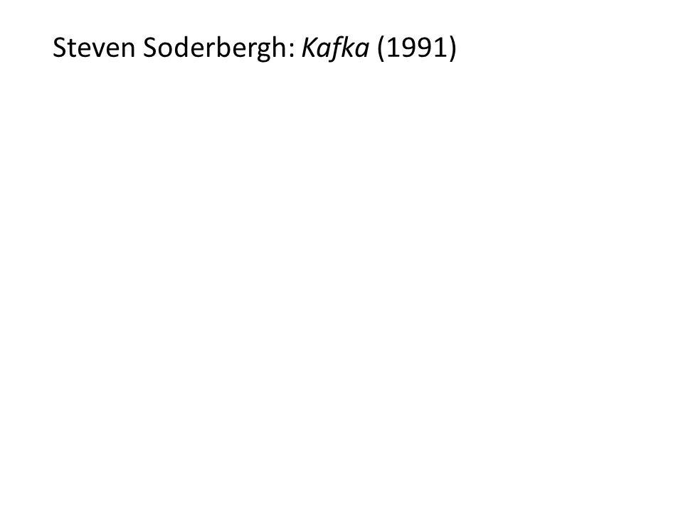 Steven Soderbergh: Kafka (1991)