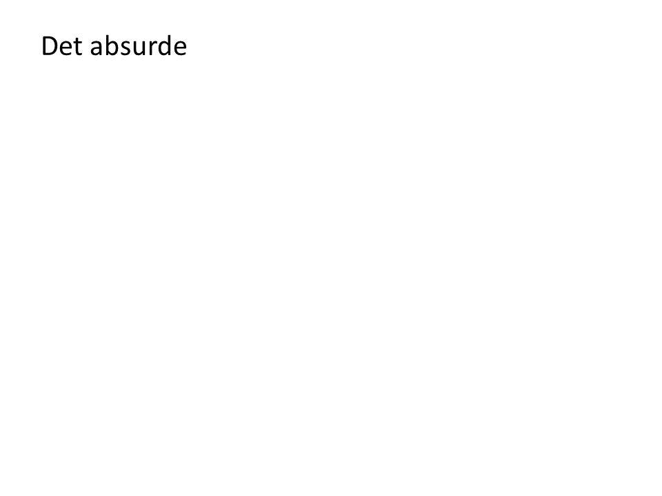 Det absurde