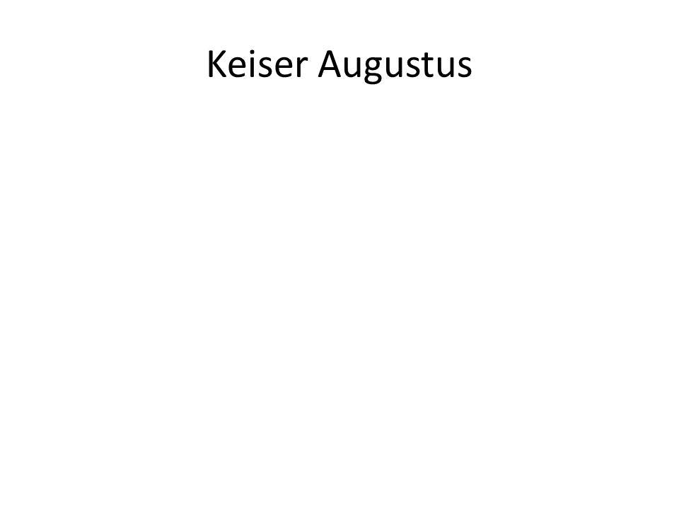 Keiser Augustus