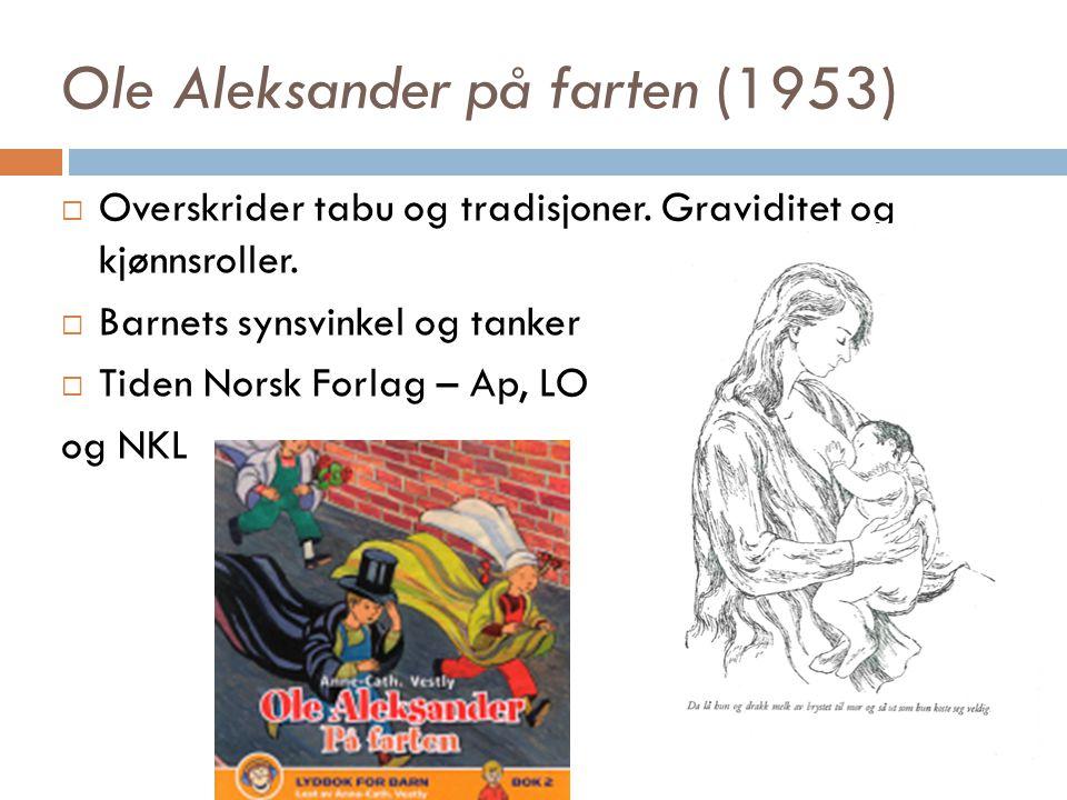 Ole Aleksander på farten (1953)