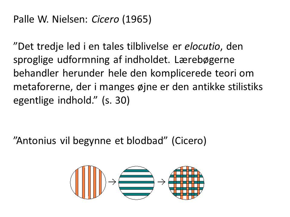 Palle W. Nielsen: Cicero (1965)