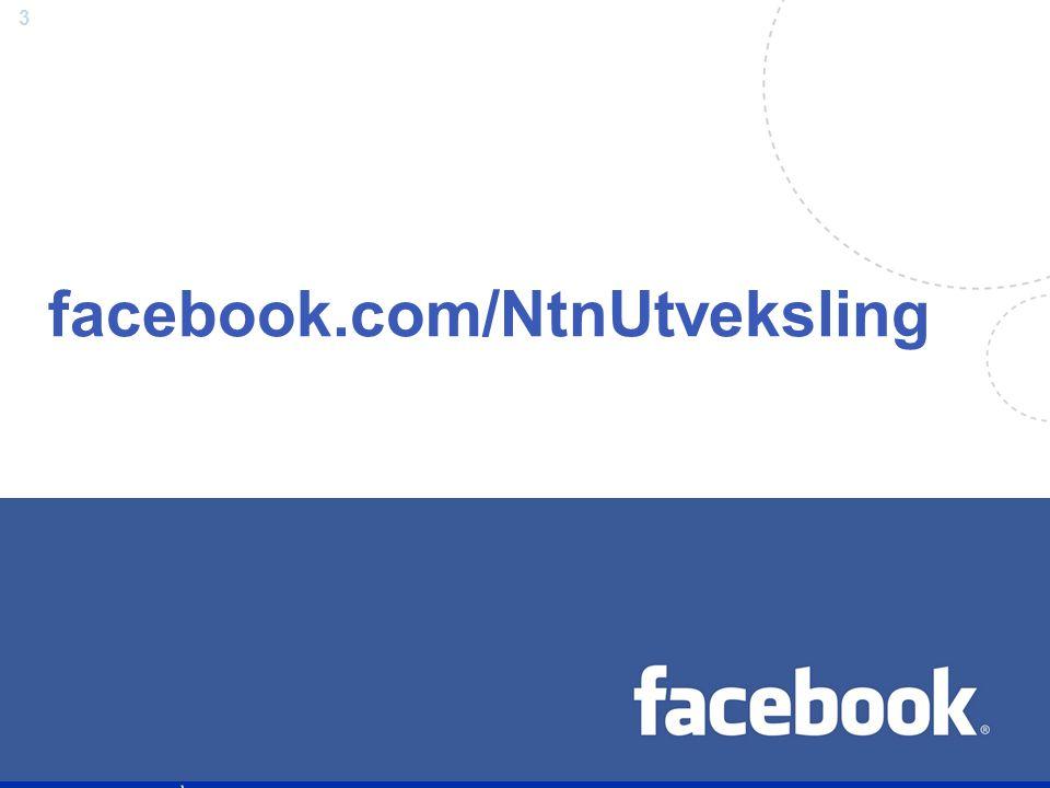 facebook.com/NtnUtveksling