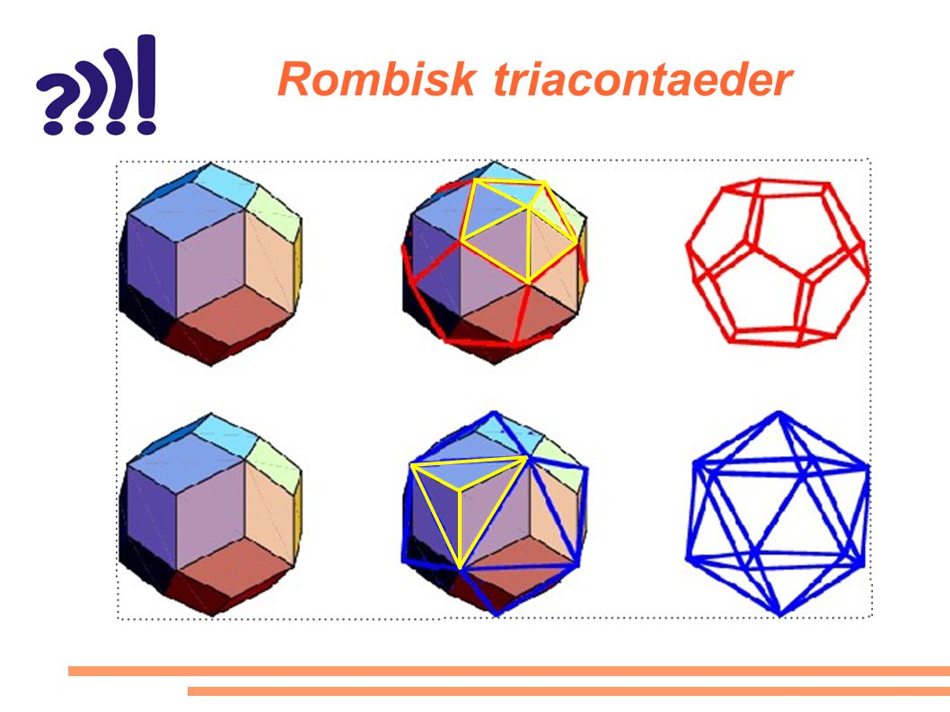 Rombisk triacontaeder