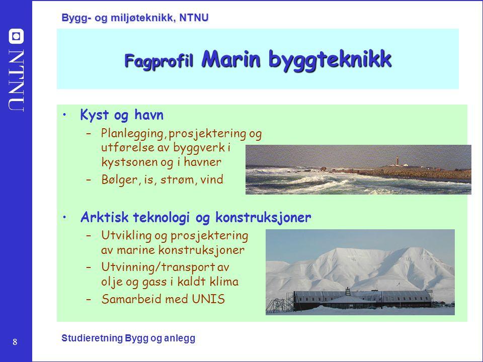 Fagprofil Marin byggteknikk