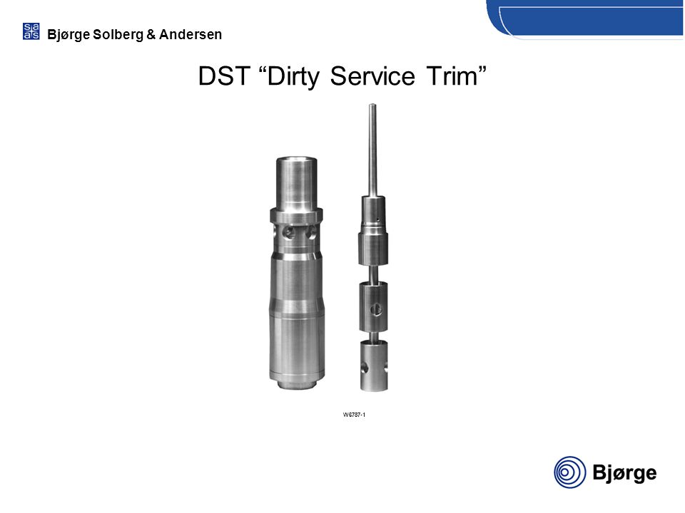DST Dirty Service Trim