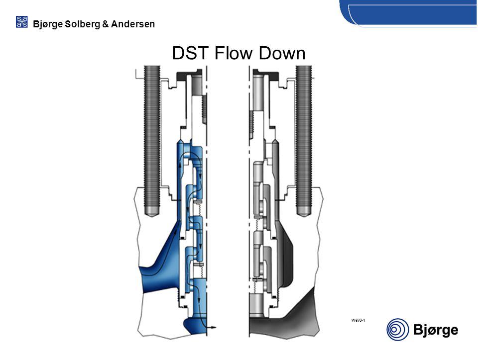 DST Flow Down W678-1