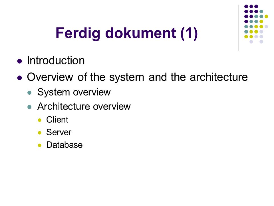 Ferdig dokument (1) Introduction