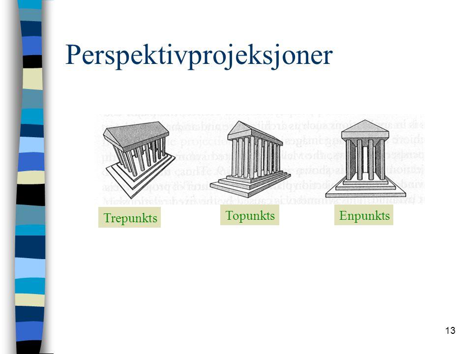 Perspektivprojeksjoner