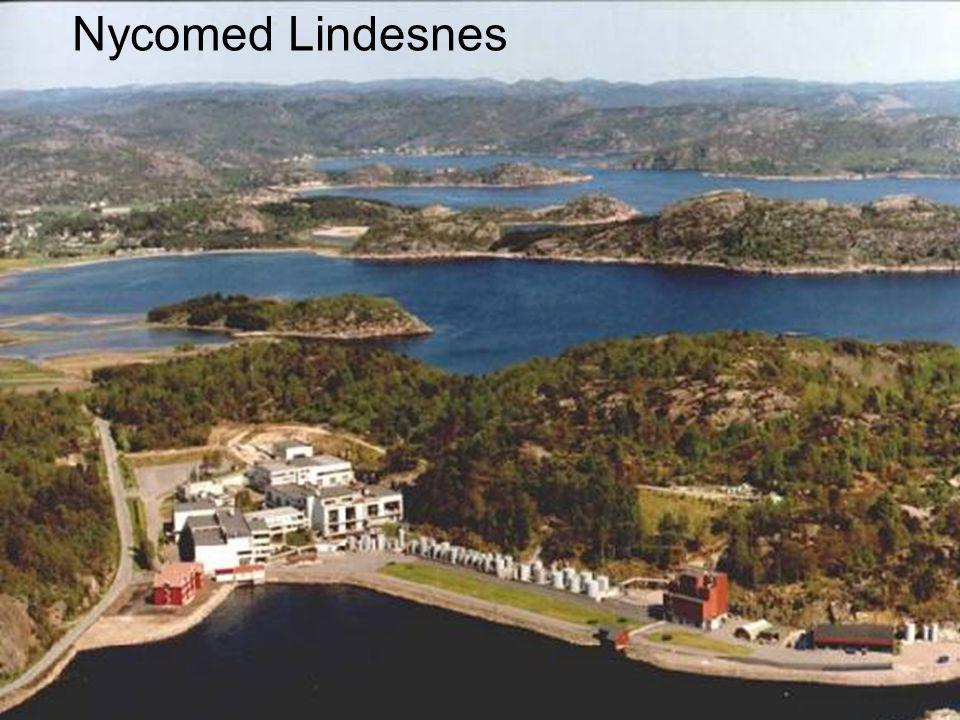 Nycomed Lindesnes