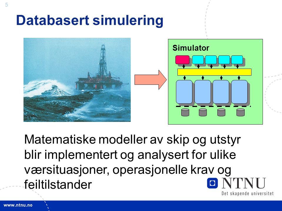 Databasert simulering