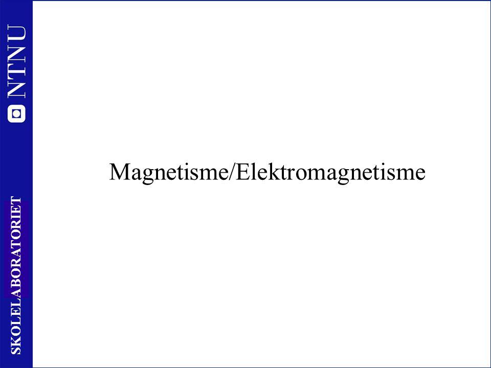Magnetisme/Elektromagnetisme