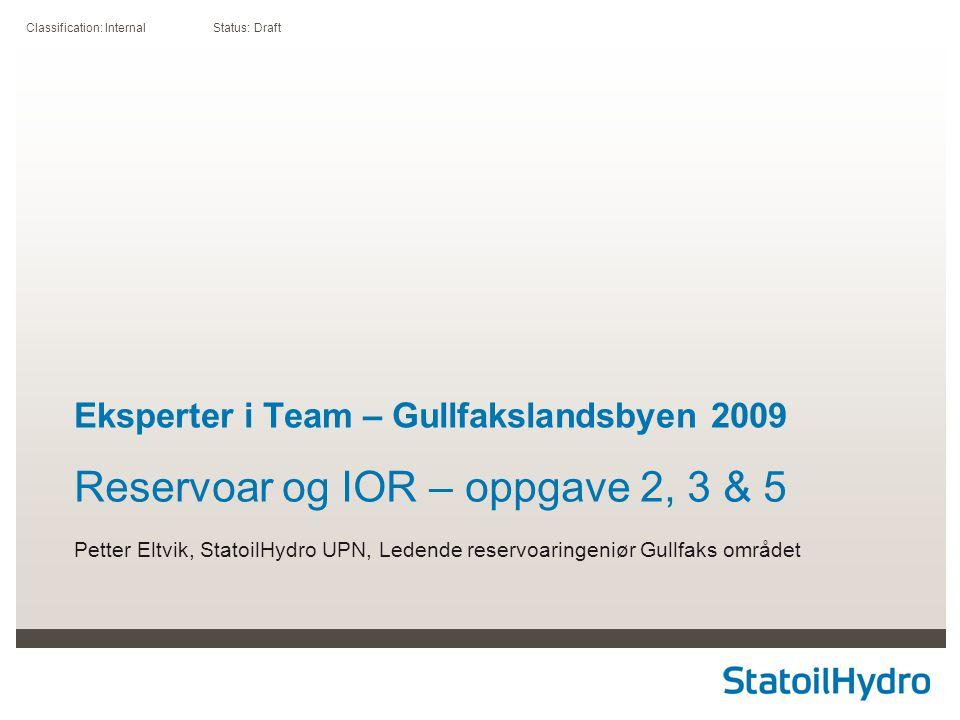 Eksperter i Team – Gullfakslandsbyen 2009