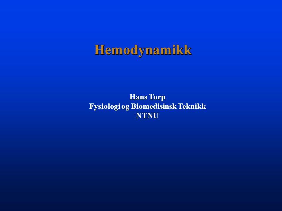 Fysiologi og Biomedisinsk Teknikk