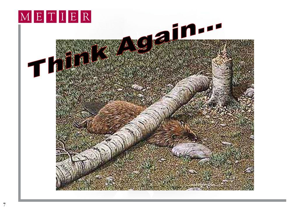 Think Again...