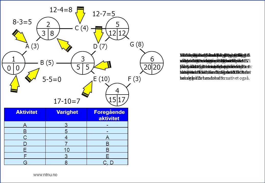 12-4=8 12-7=5. 1. 2. 3. 4. 5. 6. A (3) B (5) C (4) D (7) E (10) F (3) G (8) 12. 15. 20.