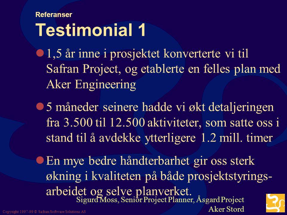 Referanser Testimonial 1