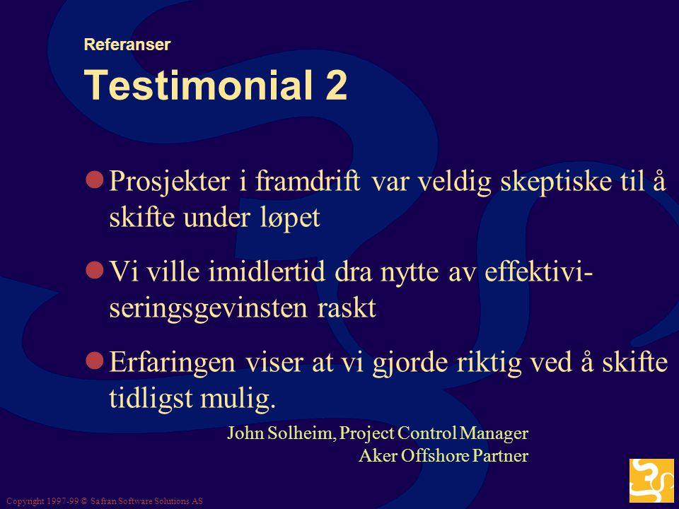 Referanser Testimonial 2