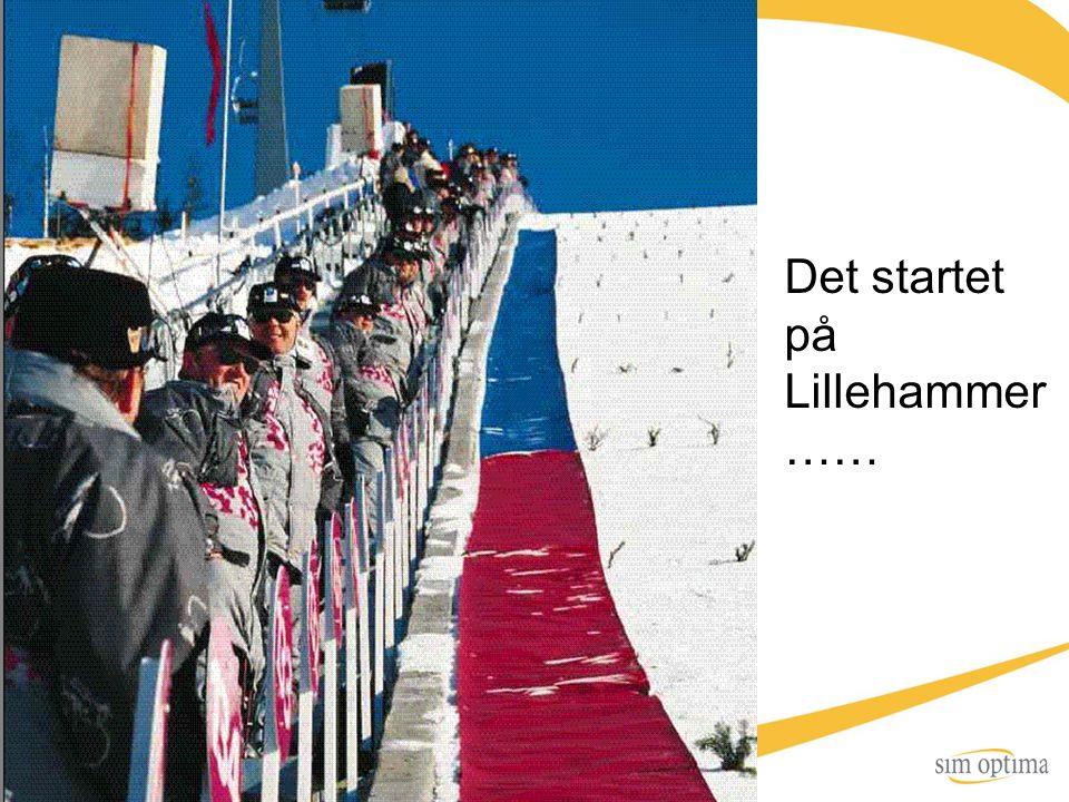 Det startet på Lillehammer……