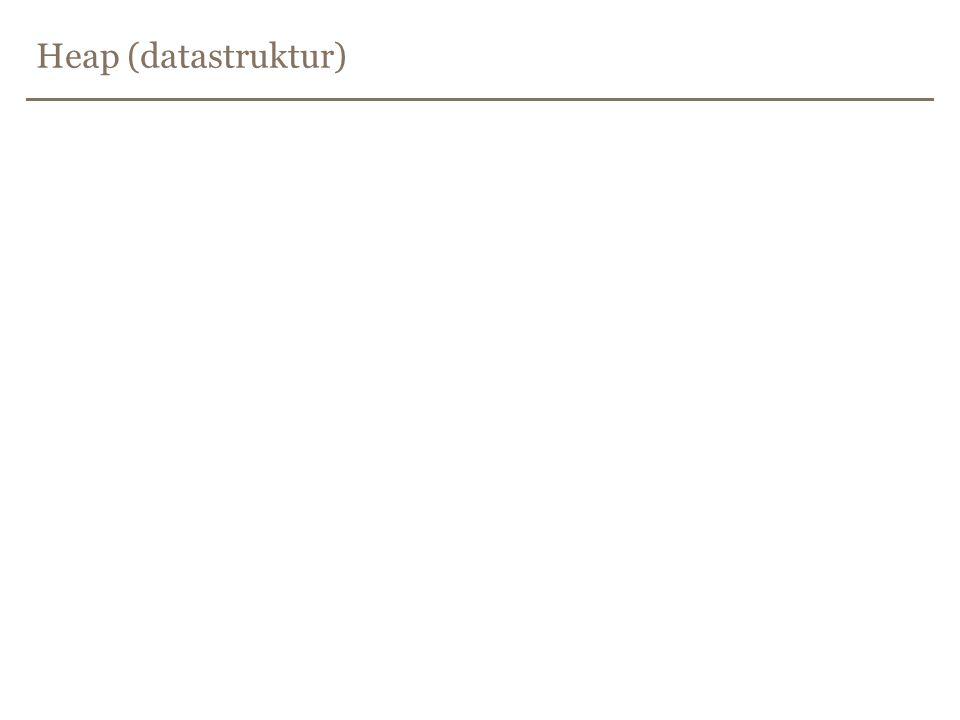 Heap (datastruktur)