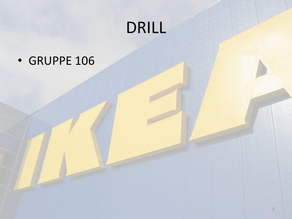 DRILL GRUPPE 106