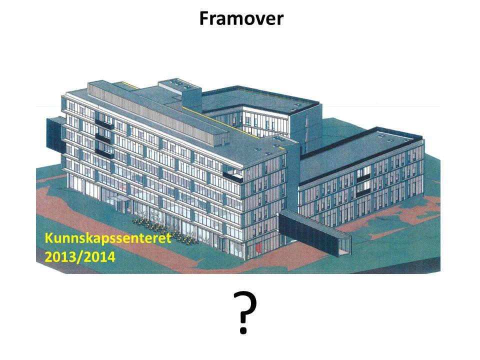 Framover Kunnskapssenteret 2013/2014