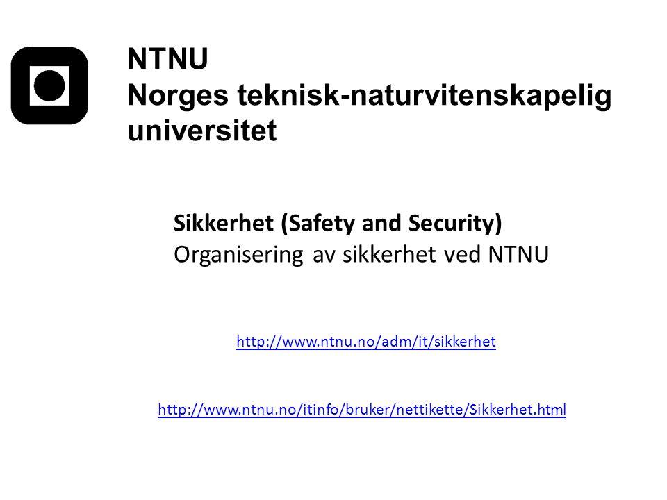 Norges teknisk-naturvitenskapelig universitet