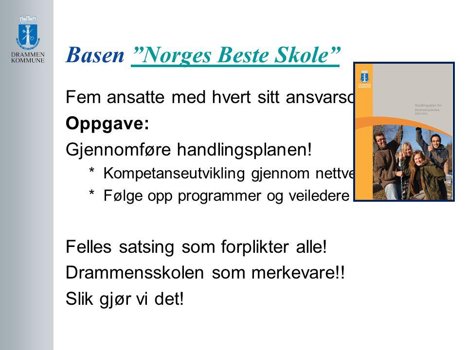 Basen Norges Beste Skole
