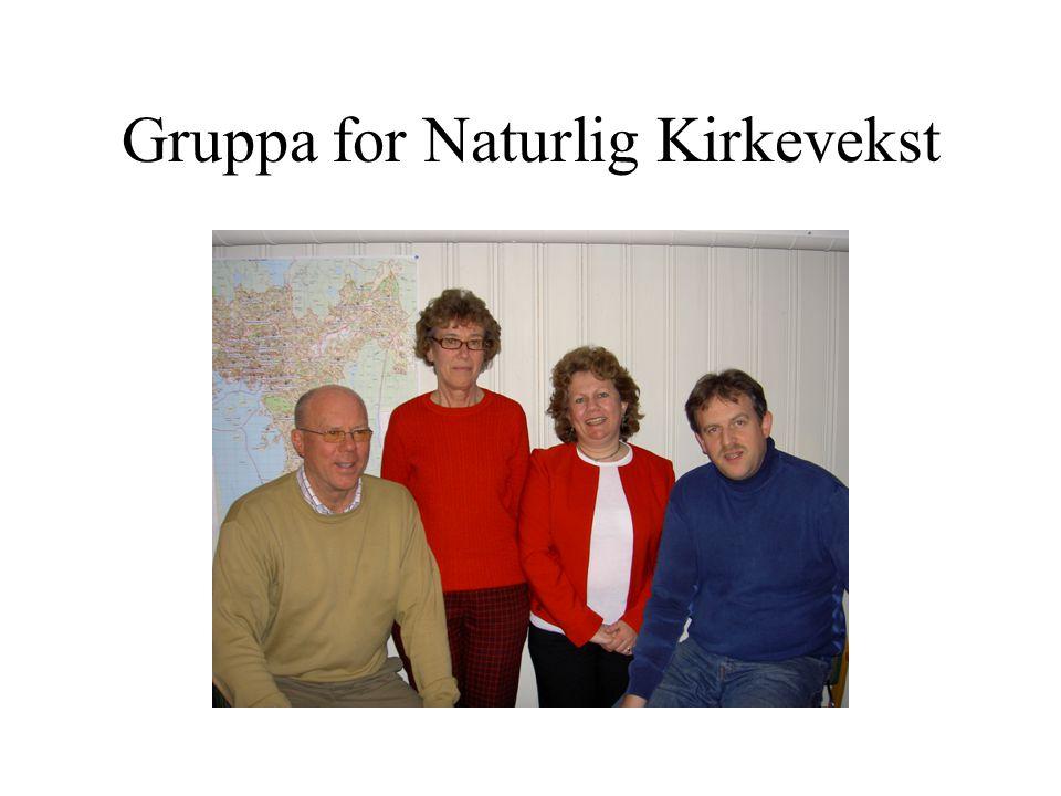 Gruppa for Naturlig Kirkevekst