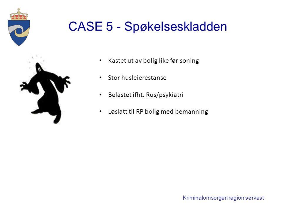 CASE 5 - Spøkelseskladden