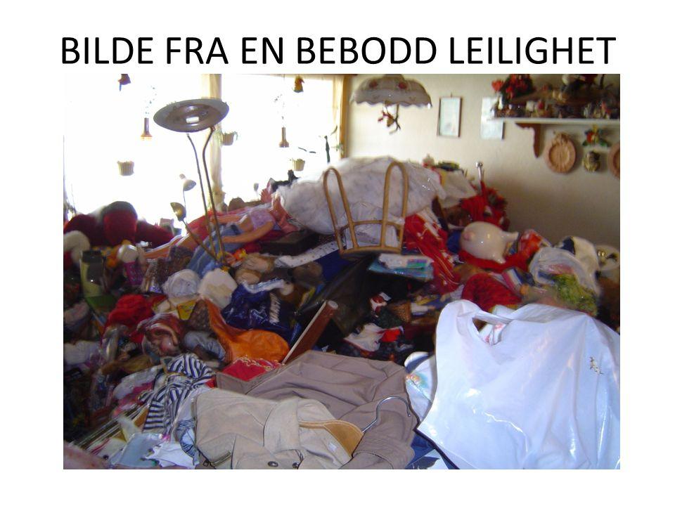 BILDE FRA EN BEBODD LEILIGHET